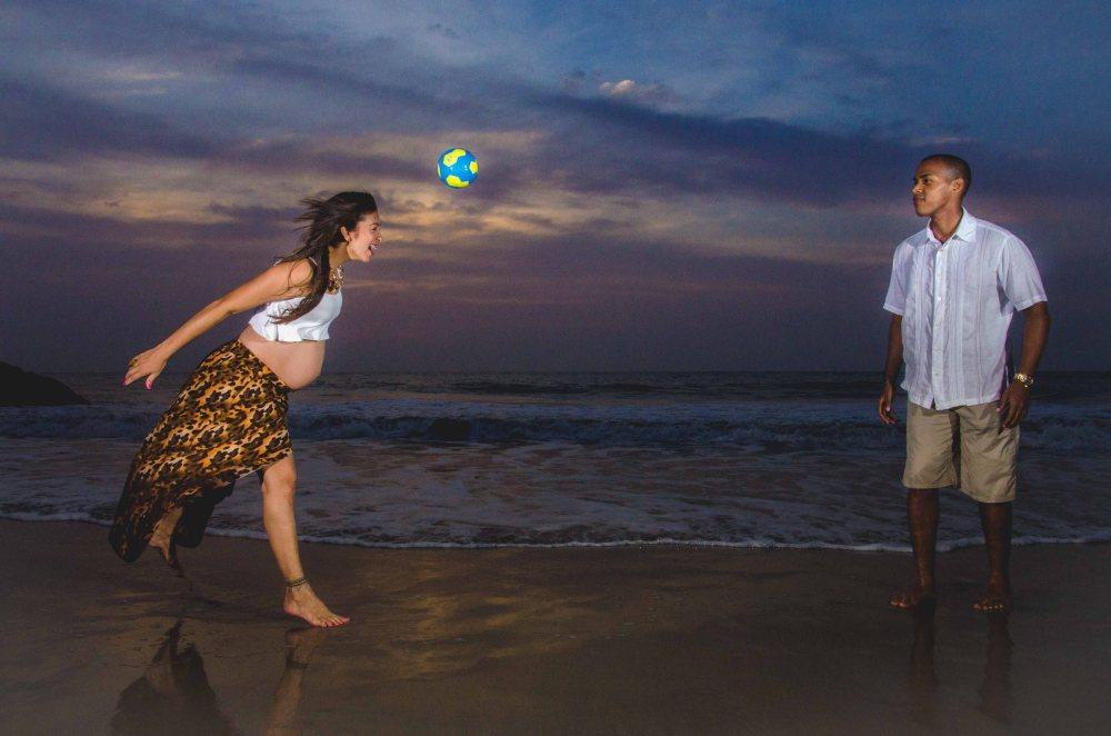 Foto estudio en Cartagena de Indias, Anna y Jorge, Jason Acevedo Fotografia