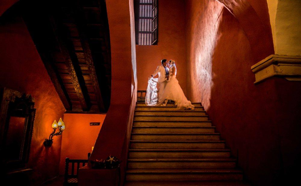 Fotografo de bodas en cartagena de indias, fotografia de bodas, bodas cartagena de indias Andrea y Andres-49