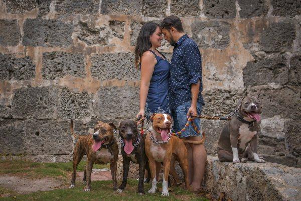 Foto estudios de pareja Cartagena de Indias Diana + Mario Preboda-4