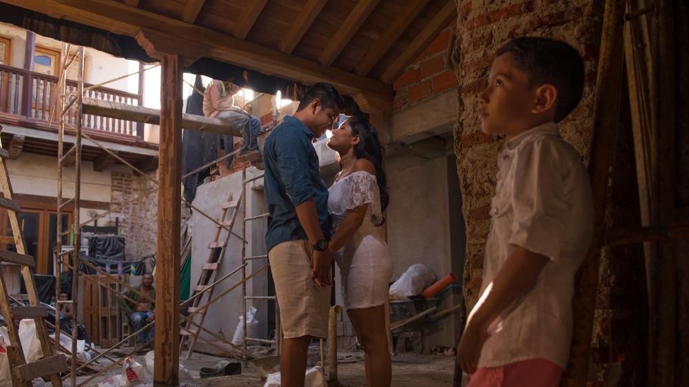 Mary e Ivan preboda. Estudio de fotos en cartagena de indias