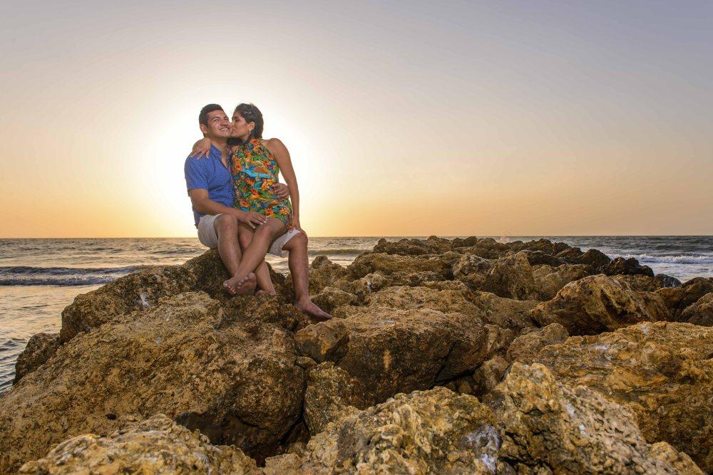 Mary e Ivan PREBODA. Estudio en cartagena de indias-10