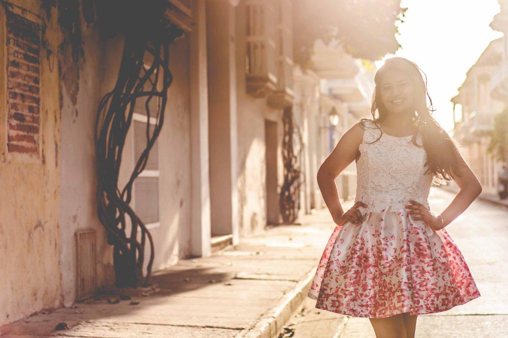 Sandra 15 años. Estudio 15 años Cartagena de Indias-4