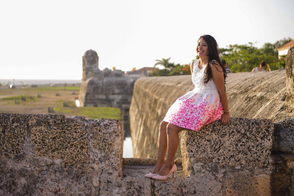 Sandra 15 años. Estudio 15 años Cartagena de Indias-5