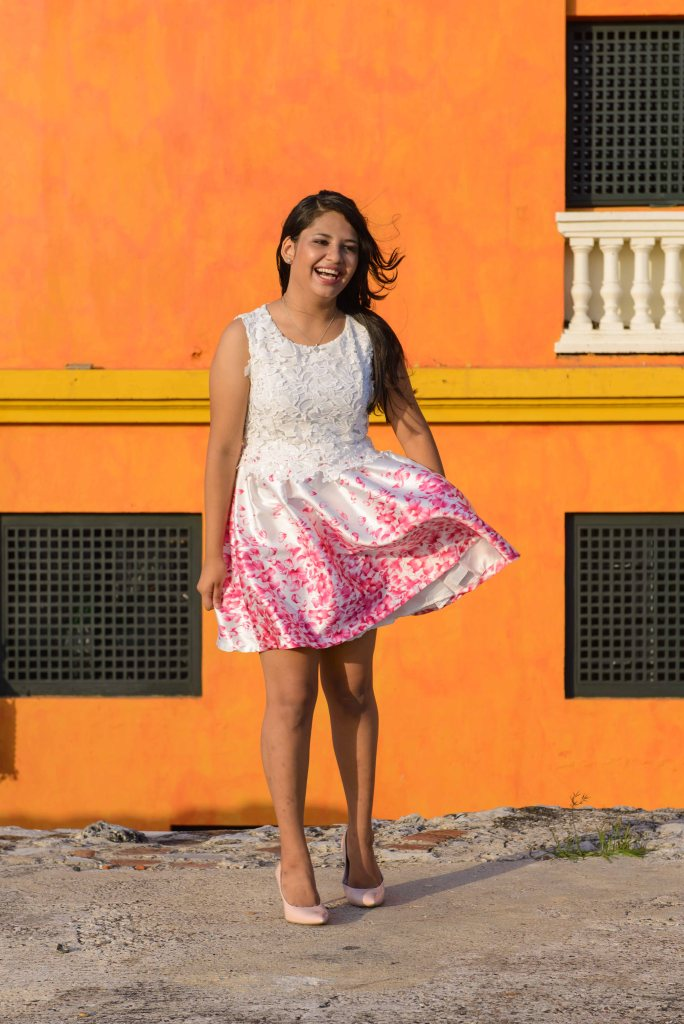 Sandra 15 años. Estudio 15 años Cartagena de Indias-6