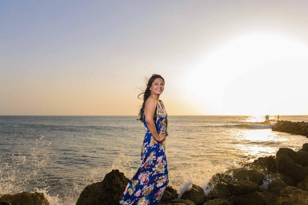 Sandra 15 años. Estudio 15 años Cartagena de Indias-8