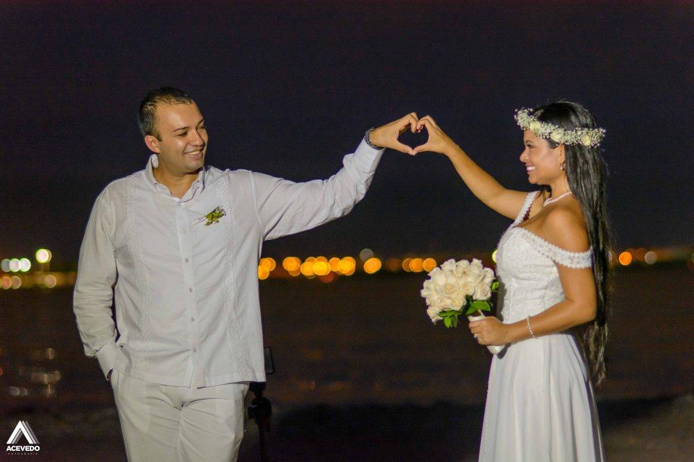 Boda en Cartagena de Indias Colombia Lily y Robinson  (31)