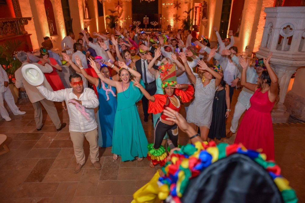 Bodas Cartagena de Indias Colombia Maritza y JP boda -101