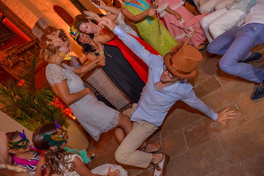Bodas Cartagena de Indias Colombia Maritza y JP boda -104