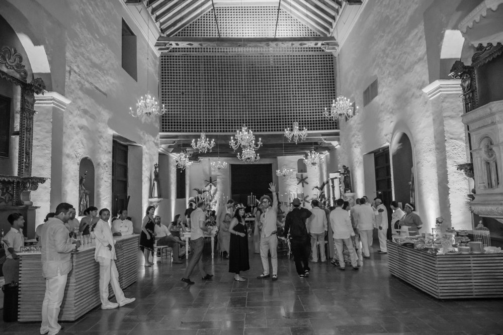 Bodas Cartagena de Indias Colombia Maritza y JP boda -105