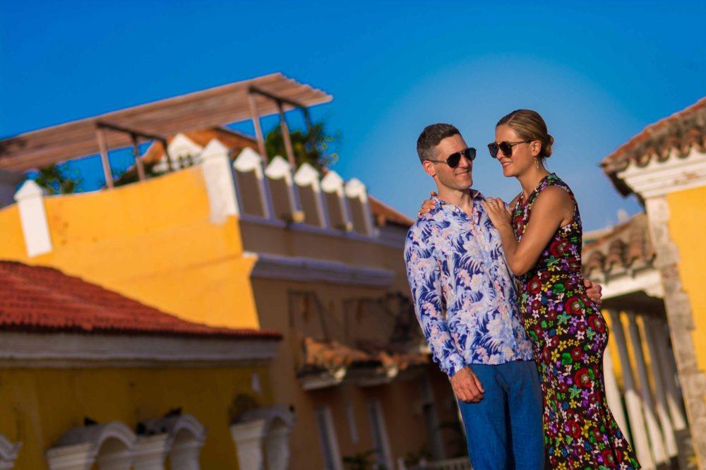 Bodas Cartagena de Indias Colombia Maritza y JP boda -28