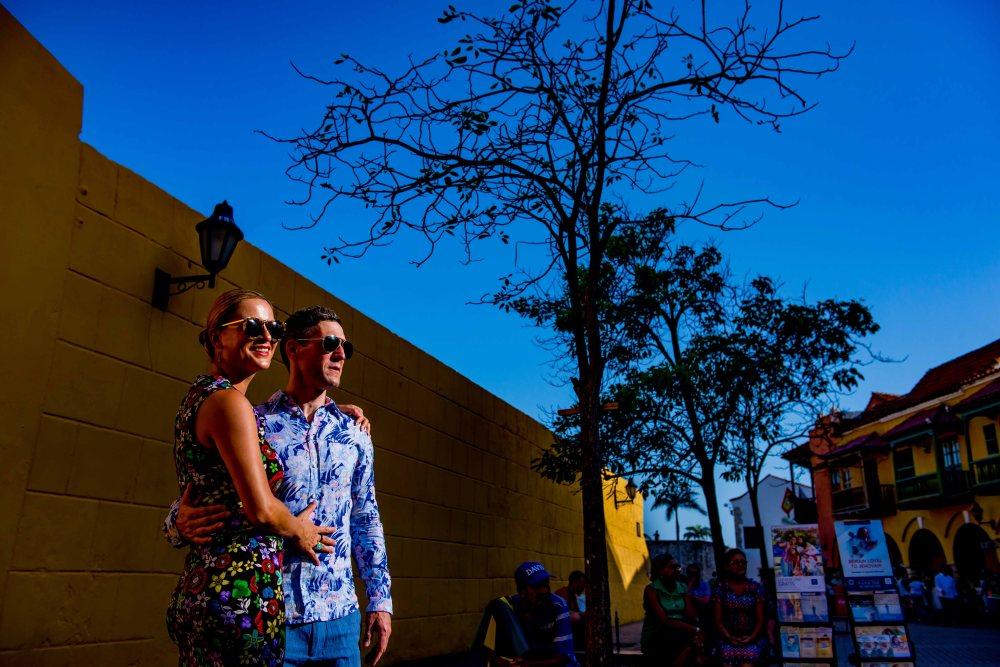 Bodas Cartagena de Indias Colombia Maritza y JP boda -3