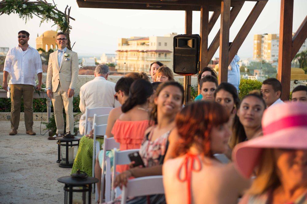 Bodas Cartagena de Indias Colombia Maritza y JP boda -55