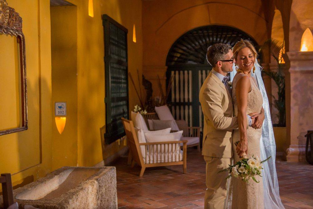 Bodas Cartagena de Indias Colombia Maritza y JP boda -61