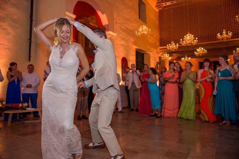Bodas Cartagena de Indias Colombia Maritza y JP boda -80
