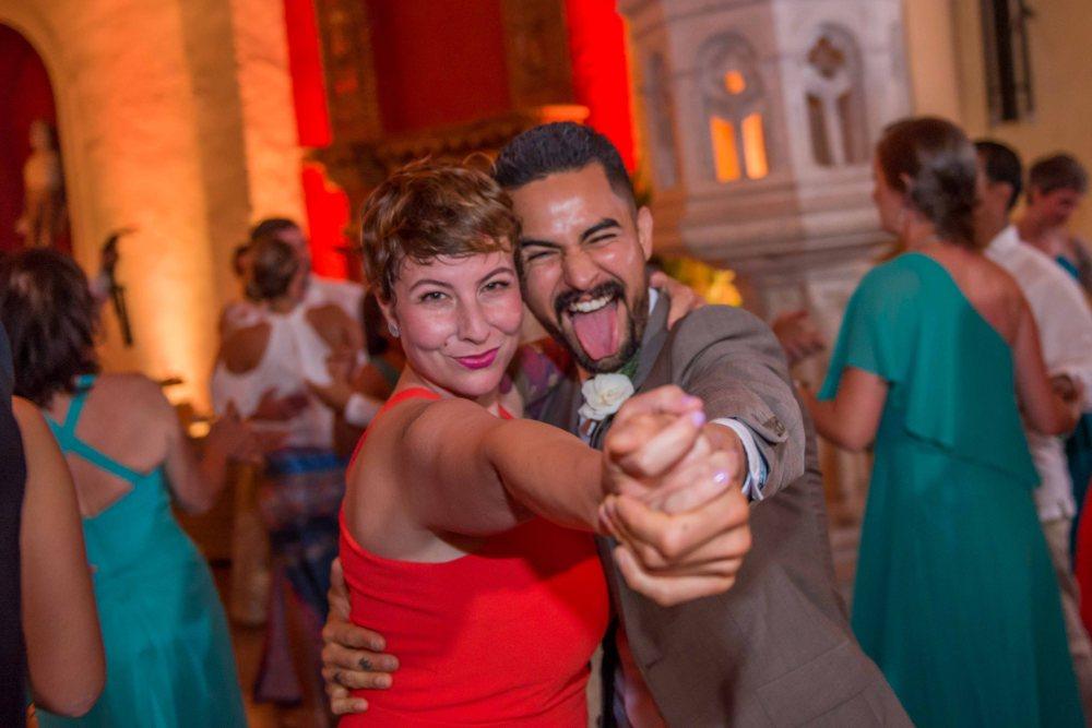 Bodas Cartagena de Indias Colombia Maritza y JP boda -81