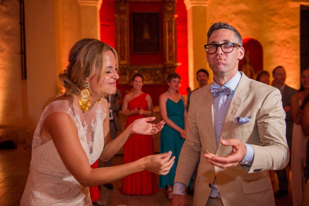 Bodas Cartagena de Indias Colombia Maritza y JP boda -91