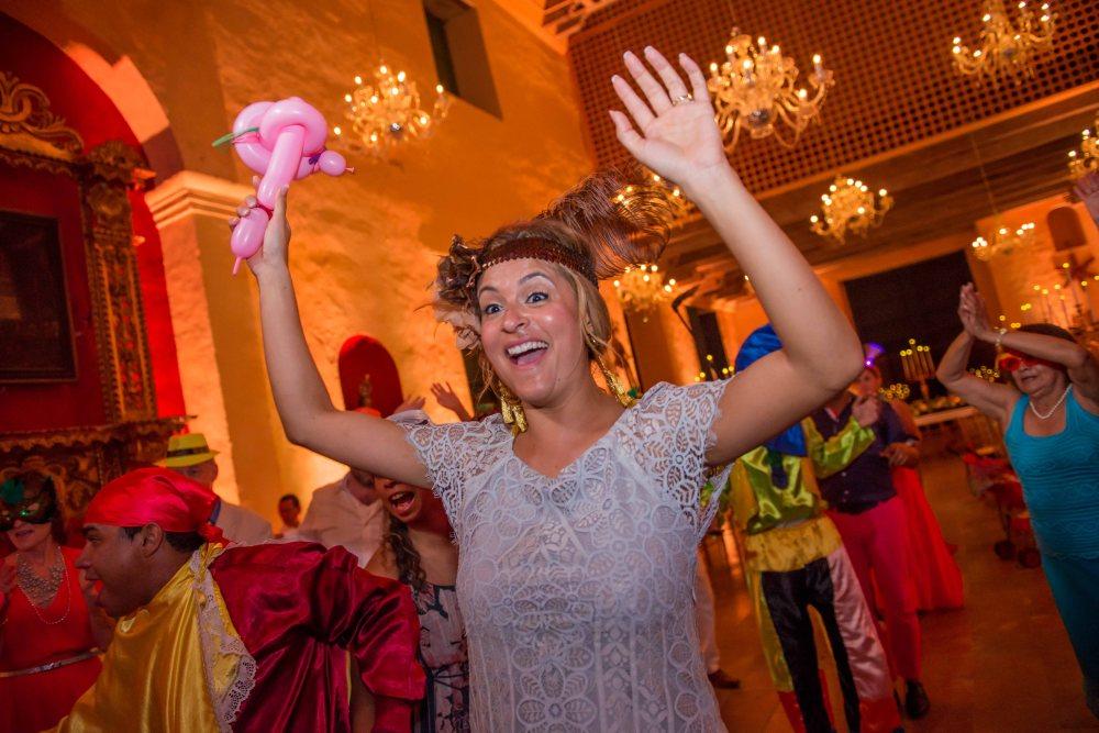 Bodas Cartagena de Indias Colombia Maritza y JP boda -98
