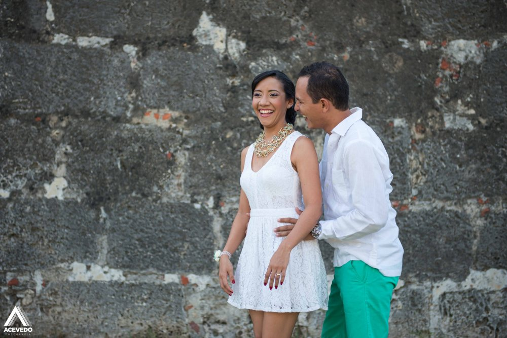 Estudios Cartagena de Indias-Colombia Ingrid y Juan Carlos (2)
