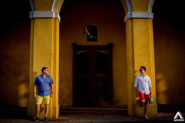 Alejo y Manuel bodas cartagena de indias (1)