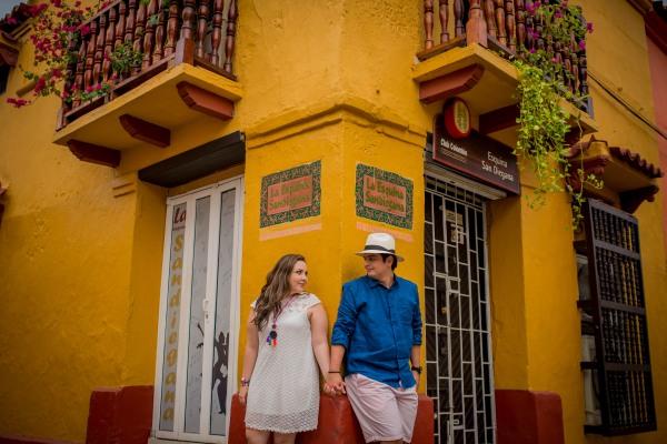 Boda en Cartagena de Indias Colombia